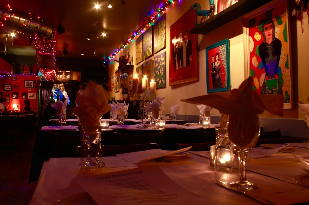 Second Line Dining Room